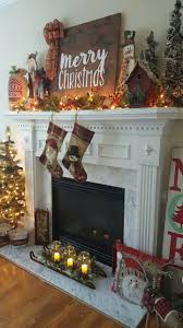 astonishing fireplace mantels christmas decor ideas pictures