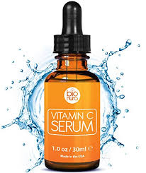 Serum Ql bionura vitamin c serum with 20 vitamin c hyaluronic acid