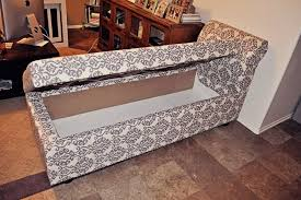 Diy Chaise Lounge Chaise Lounge With Storage Uk Home Design Ideas
