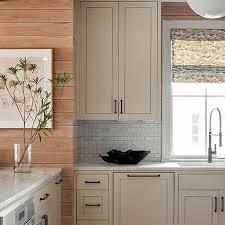 white kitchen cabinets with taupe backsplash taupe kitchen backsplash design ideas