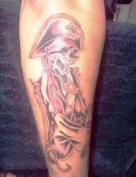 Forearm Skull - pirate skull tattoos forearm insigniatattoo com