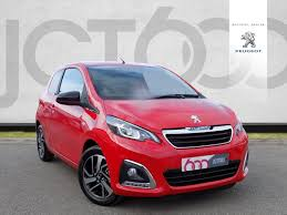 peugeot used car finance peugeot 108 allure 10 490
