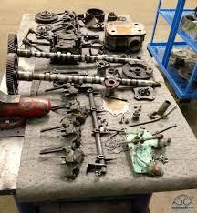 rebuilding an 8v 71 detroit diesel engine technomadia