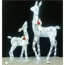 lawn reindeer with lights pin by kristin wilder on christmas pinterest lawn lights