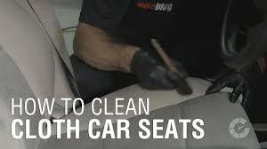 how to clean cloth car seats autoblog details autoblog