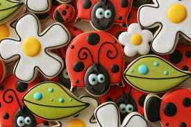 ladybug cookies cookie ladybug cookies the sweet adventures of sugar