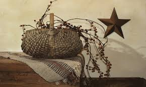 berry basket by artist billy jacobs primitive decorating
