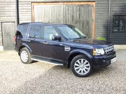 discovery land rover 2000 land rover discovery 4 xs sdv6 oliver cars ltd