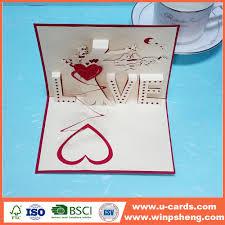 Invitation Cards Handmade Heart Shaped Design Wedding Invitation Card Heart Shaped Design