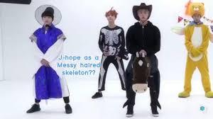 Bomb Halloween Costume Jhope Messy Haired Skeleton Hope Amino