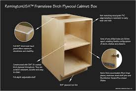 Kitchen Cabinet Drawer Boxes Us Made Bamboo Rta Cabinets Custom Kitchen Cabinets Remingtonusa