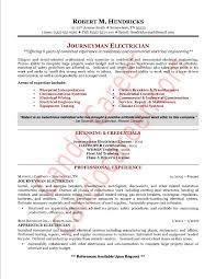 Canadian Resume Template Trendy Electrician Resume Sample 7 Cv Resume Ideas