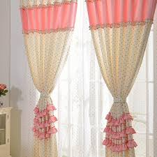 Pink And Gold Curtains Pink And Gold Curtains And Pink And White Polka Dot
