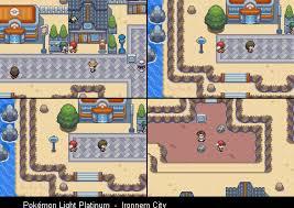 Pokemon Light Platinum Ds Rom Pokemon Light Platinum By Wesleyfg On Deviantart