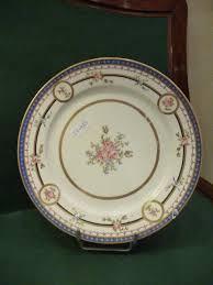 assiette de porcelaine assiette porcelaine de sèvres porcelaines anciennes