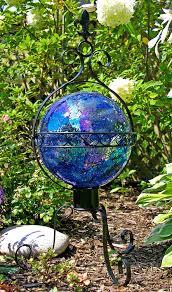 Garden Gazing Globes Amazon Com Echo Valley 8196 10 Inch Mosaic Glass Gazing Globe