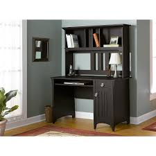 Computer Hutch Desk With Doors by Amazon Com Salinas Mission Style Desk With Hutch In Aged Tobacco