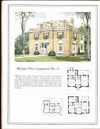 colonial revival house plans colonial homes magazine house plans lovely colonial revival house