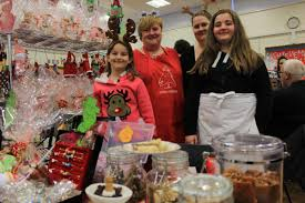 christmas food craft and gift market raises 4 000 for memorial