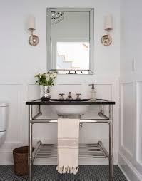Bathroom Sconces Restoration Hardware 53 Best Bathroom Remodel Images On Pinterest Bathroom Remodeling