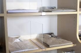 tips room dividers shelf closet shelf divider shelf dividers