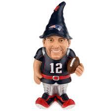 tom brady new patriots nfl player gnome by forever