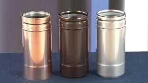 prezzi canne fumarie in acciaio per camini installazione canna fumaria doppia parete isolata d
