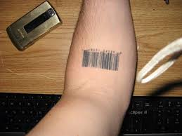 barcode tattoo by crafty0 on deviantart