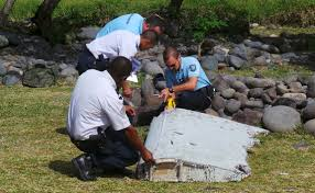 mh370 debris flaperon came from boeing 777 aircraft and was not a