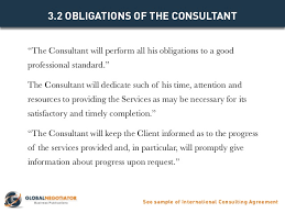 consultant agreement freelance contract template independent