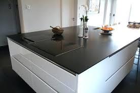 plan de travail cuisine plan de travail cuisine noir paillete plan granit plan de travail