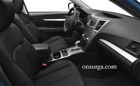 Toyota Highlander Interior Dimensions 2012 Subaru Outback Interior Dimensions Onsurga