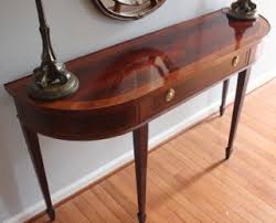 Hekman Sofa Table Rasmus Auctioneers