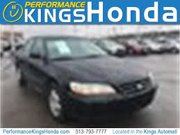 used 2002 honda accord for sale in cincinnati oh 2a081674