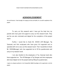 Duties Of Front Desk Officer by Project Report On Front Office Department In Hotel Final Debits