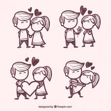 love couple vectors photos and psd files free download