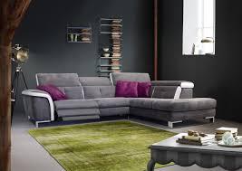 canape d angle bicolore acheter votre canapé d angle bicolore avec relax et têtières