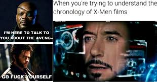 Avengers Meme - 21 epic avengers vs x men memes geeky reporter
