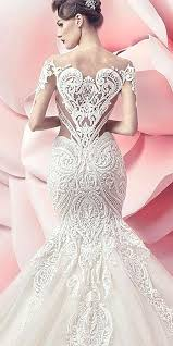 trubridal wedding blog 15 gorgeous tattoo effect wedding dresses