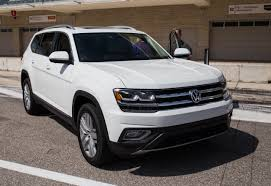 vw atlas road test 2018 volkswagen atlas sel premium