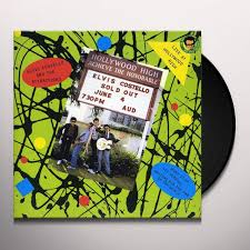 Elvis Costello Imperial Bedroom Costello Live At Hollywood High Vinyl Record