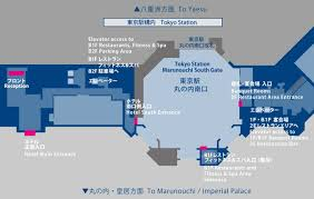 Tokyo Station Floor Plan by Directions The Tokyo Station Hotel Chiyoda Japan