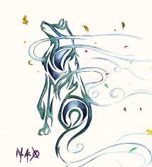 wind art wind wolf 1 by nef the art otter on deviantart