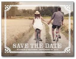 Rustic Save The Dates 22 Creative Save The Dates For Your Inspiration Secret Wedding Blog