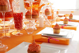 Wedding Candy Table Tangerine Wedding Candy Table Prop Closet