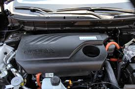 Nissan Rogue Horsepower - blue is the new green hybrid crossover comparison u2013 nissan rogue