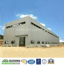 china steel structure warehouse workshop container house steel