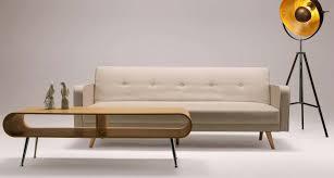 canapé lit vintage canapé clic clac vintage design d intérieur
