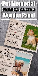 8 best wooden memorials for pets images on pinterest pet