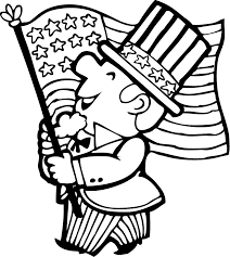 Usa Independence Day Coloring Pages Usa Independence Day Usa Coloring Pages Usa